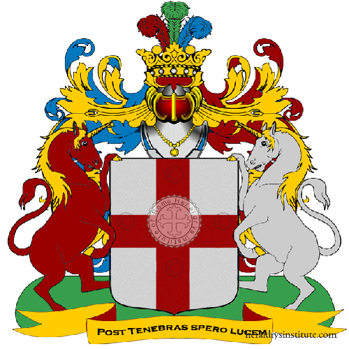 Coat of Arms of family Zizziase
