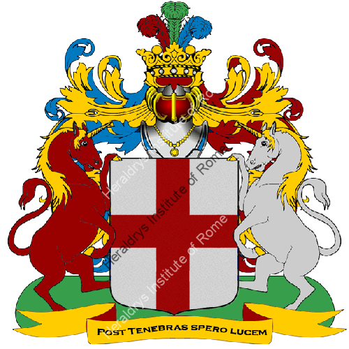 Coat of Arms of family Zizzu