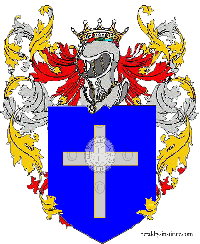 Coat of Arms of family Villetti