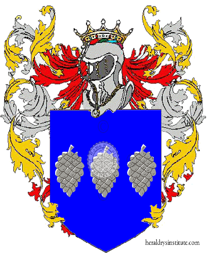 Coat of Arms of family Doneddu Paganelli