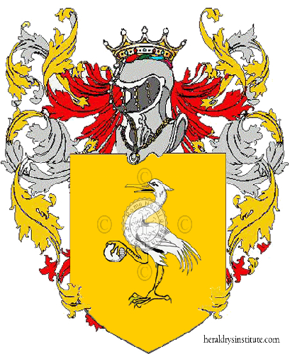 Coat of Arms of family Tosoni
