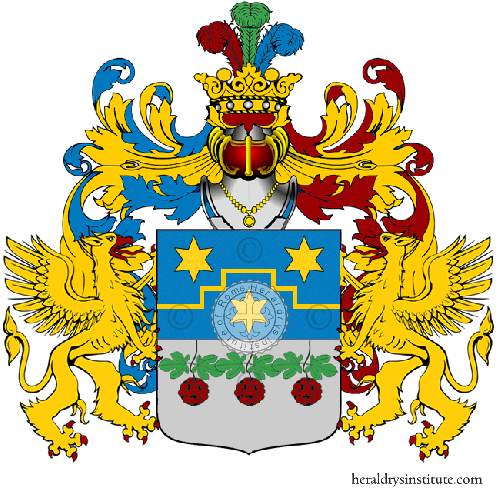 Coat of arms of family Emario