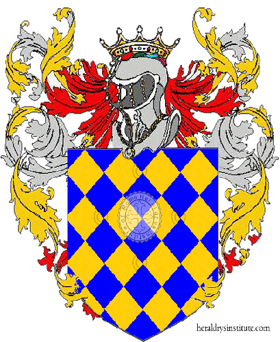 Coat of Arms of family Gurioli