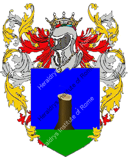 Coat of Arms of family Spezzacatena