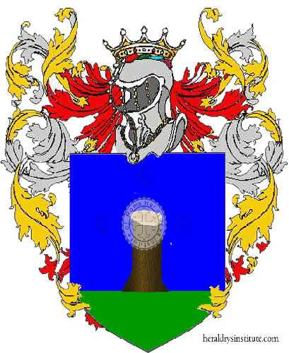 Coat of Arms of family Spezzamonti