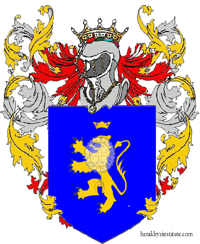 Coat of Arms of family Pastore