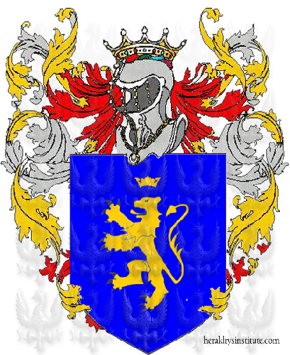 Coat of Arms of family Pastoricchio