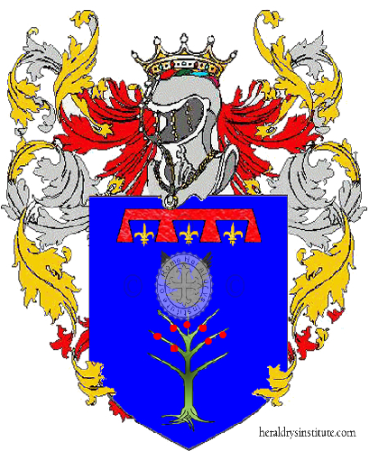 Coat of Arms of family Sgabussi