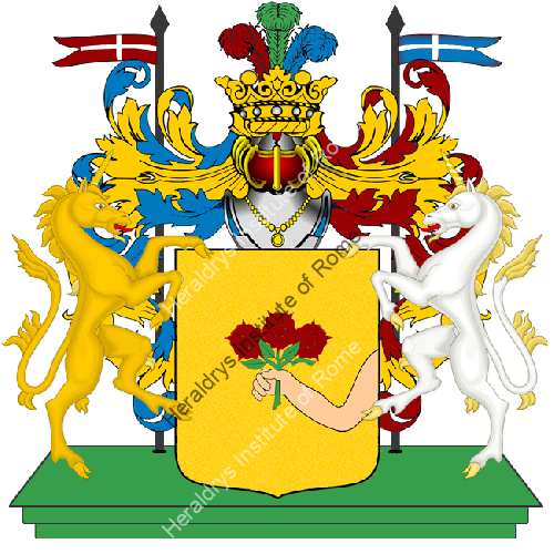 Coat of Arms of family maestri