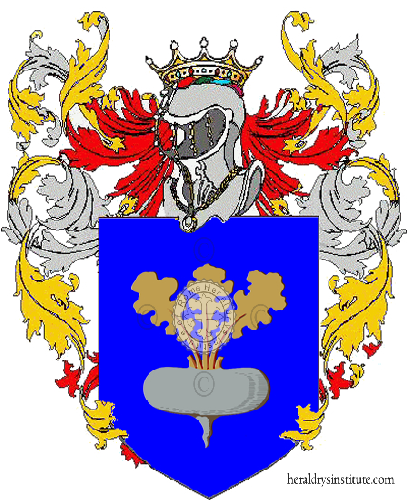 Coat of Arms of family Raule
