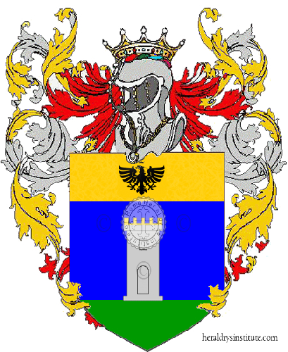 Coat of Arms of family Palazzesi