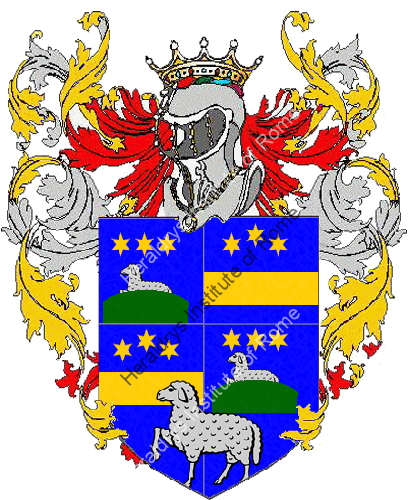 Coat of arms of family Addone