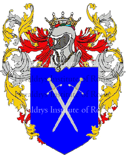 Coat of Arms of family Trojanowski