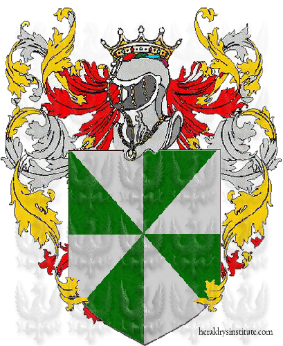 Coat of Arms of family Pizzolorusso