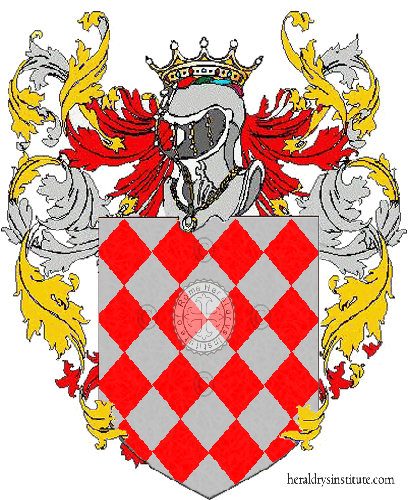 Coat of Arms of family Slaifer