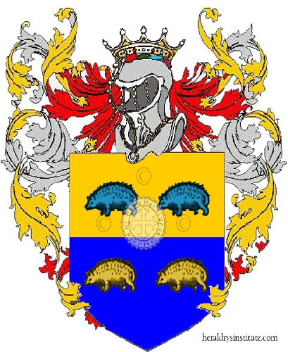 Coat of Arms of family Orezzo