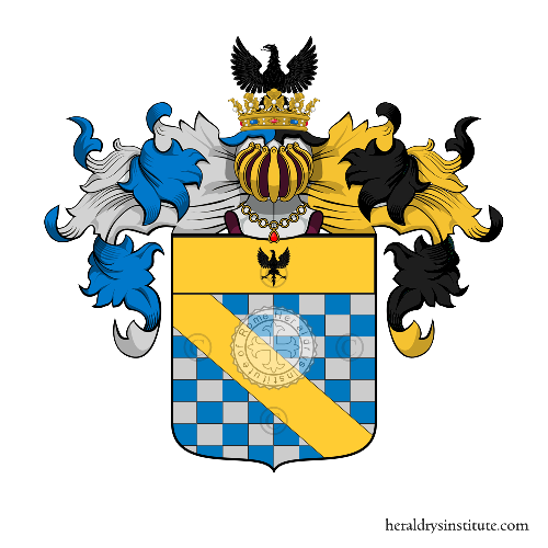 Coat of Arms of family Mattedi