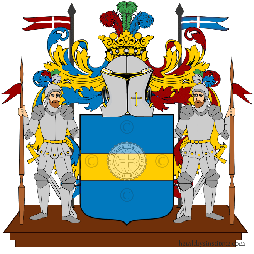 Coat of Arms of family Bulckaen