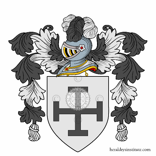 Coat of Arms of family Tortiano