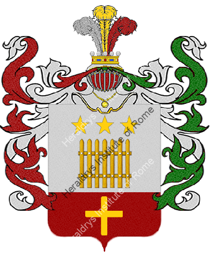 Coat of Arms of family Sello