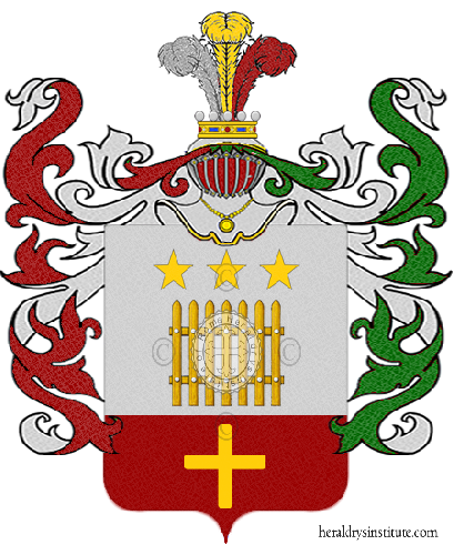 Coat of Arms of family Tulelli