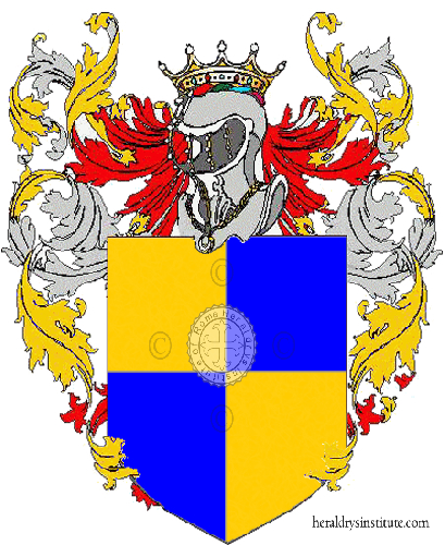 Coat of Arms of family Ragioli