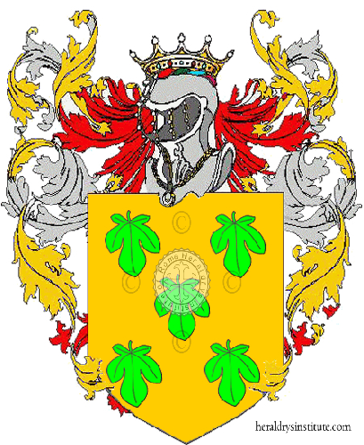 Coat of Arms of family Figueroa