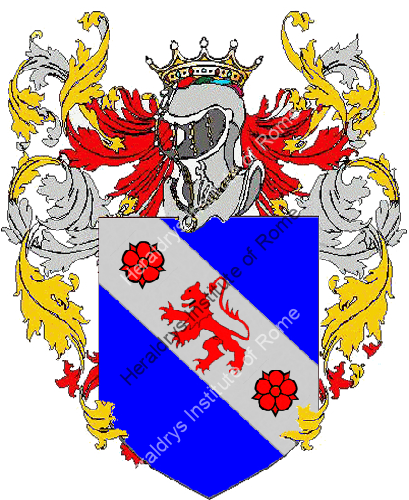 Coat of arms of family Giuliano
