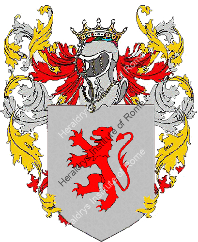 Coat of Arms of family Tannini