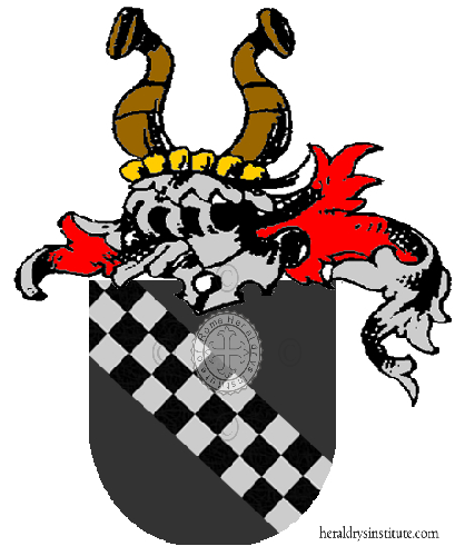 Coat of Arms of family Klomsdorf