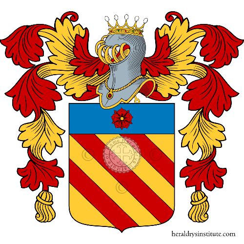Coat of Arms of family Vrispoli