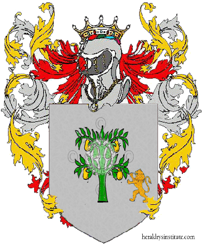 Coat of Arms of family Perinu