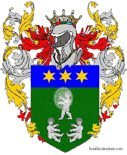 Coat of Arms of family Cellin