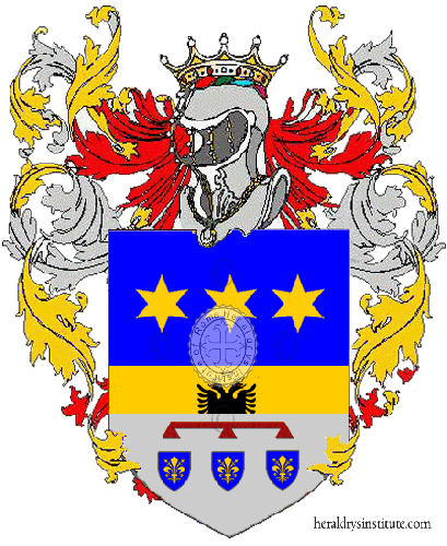 Coat of Arms of family Pascarito