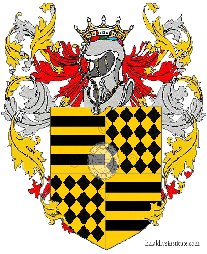 Coat of Arms of family Sellano