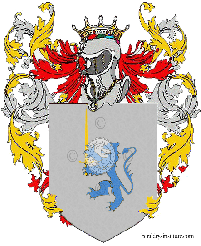 Coat of Arms of family Nescia