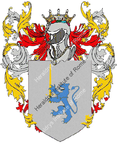 Coat of Arms of family Nesco