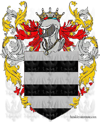 Coat of Arms of family Perato
