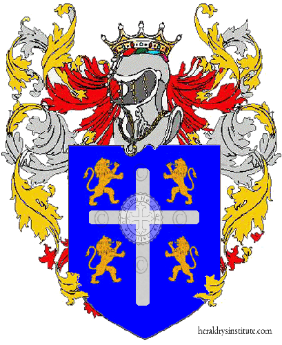 Coat of Arms of family Carbotta