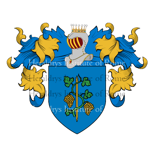 Coat of Arms of family Vitagliano