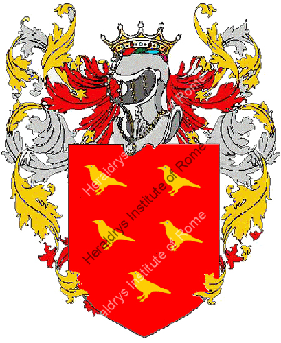 Coat of Arms of family Sisi