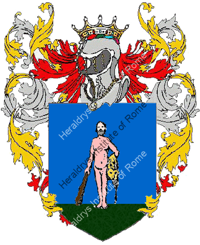 Coat of Arms of family Montagnina