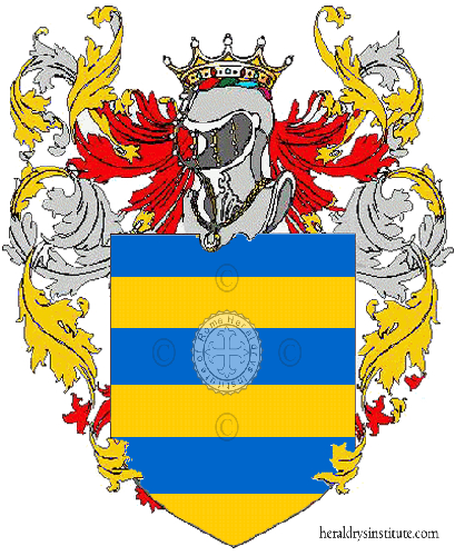 Coat of Arms of family Opezzo
