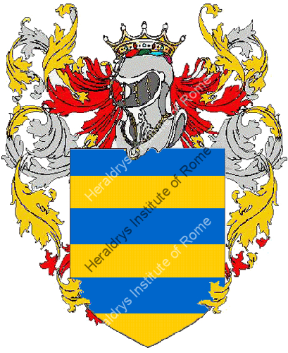Coat of Arms of family Pezzi