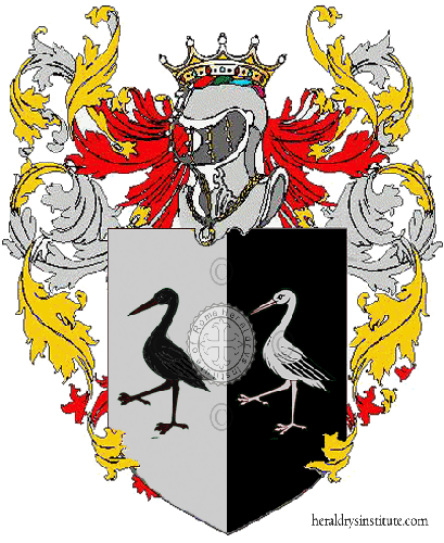 Coat of Arms of family Morgantini