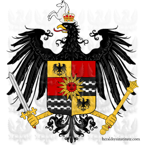 Coat of Arms of family D'orto