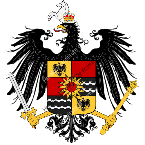 Coat of Arms of family Dorto
