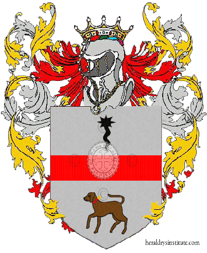 Coat of Arms of family Venanzio