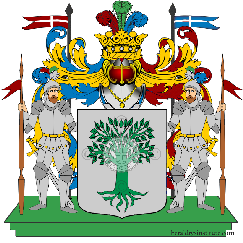 Coat of Arms of family Mungo