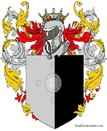 Coat of Arms of family Sgueglia